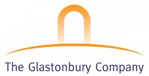 new glastonbury logo